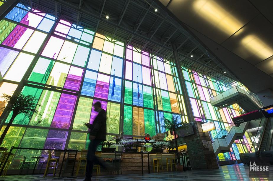Le Palais des congrès.... (Photo Ivanoh Demers, archives La Presse)