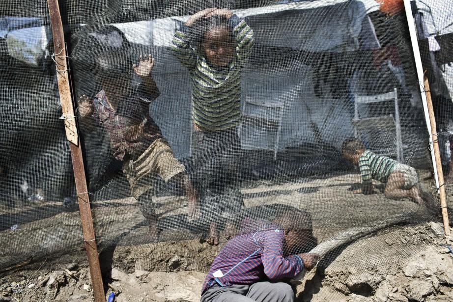 Décrié par de nombreuses ONG de défense des... (Photo Petros Giannakouris, archives Associated Press)