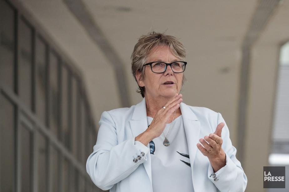 Chantal Rouleau affirme entre autres avoir reçu des... (PHOTO HUGO-SÉBASTIEN AUBERT, ARCHIVES LA PRESSE)