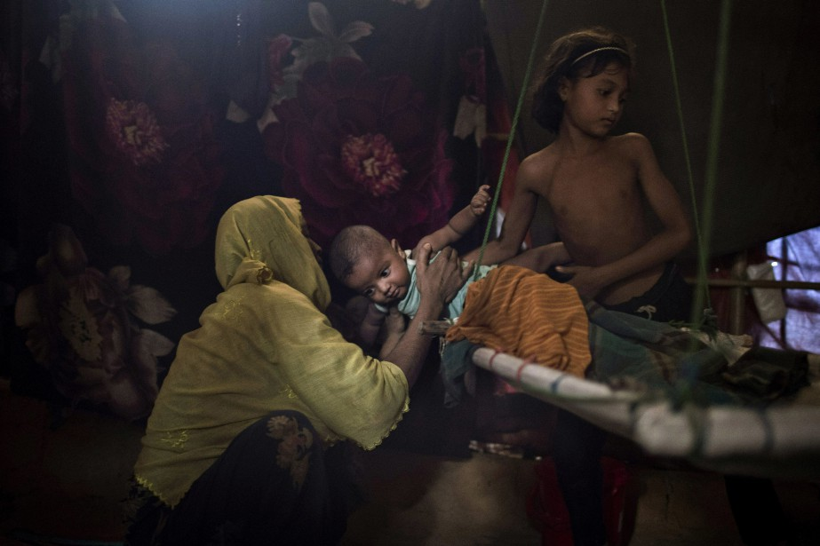 En 2017, plus de 700 000 musulmans rohingyas... (Photo Wong Maye-E, archives Associated Press)