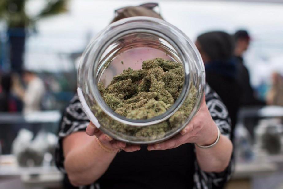La consommation de marijuana sera légale au Canada... (ARCHIVES PC)
