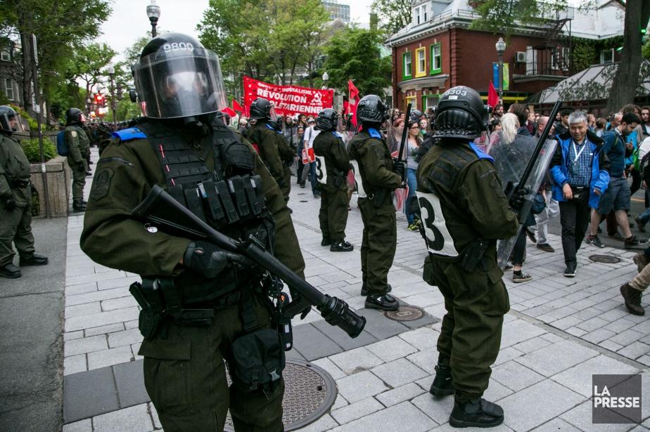 Selon le rapport, les autorités tant politiques que... (PHOTO MARTIN TREMBLAY, ARCHIVES LA PRESSE)