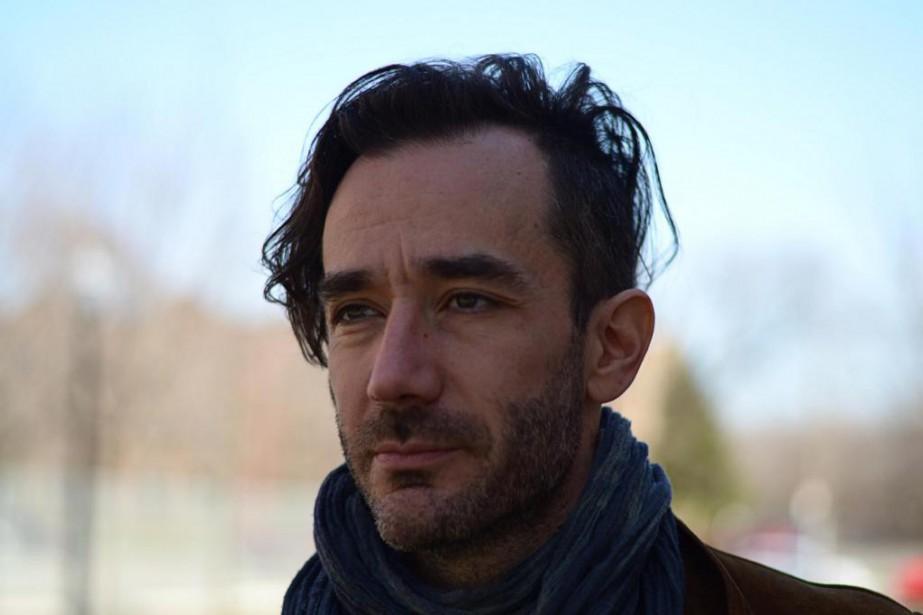 Frédérick Gravel, nouveau directeur artistique de la compagnie... (Photo Brianna Lombardo, fournie par DLD)