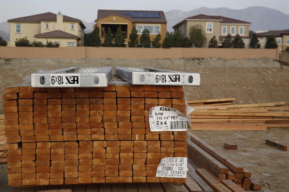 C'est notamment le ralentissement du secteur de l'habitation... (Photo Patrick T. Fallon, Archives Bloomberg)