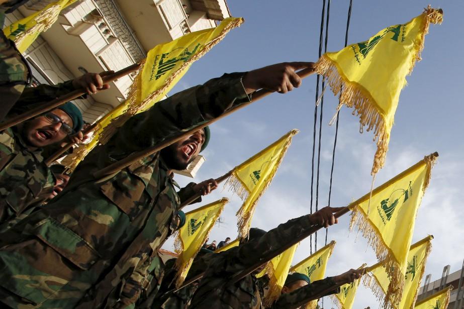 Le Hezbollah a participé aux batailles contre les... (Photo ALI HASHISHO, REUTERS)