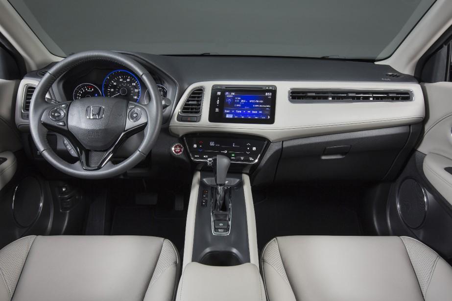 Honda HR-V. ()