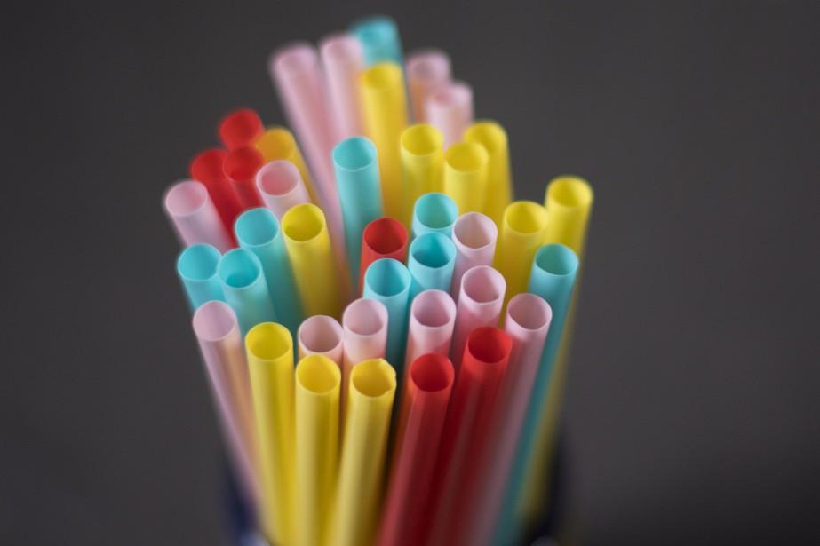 La charte sur les plastiques dans les océans,... (ARCHIVES PC)