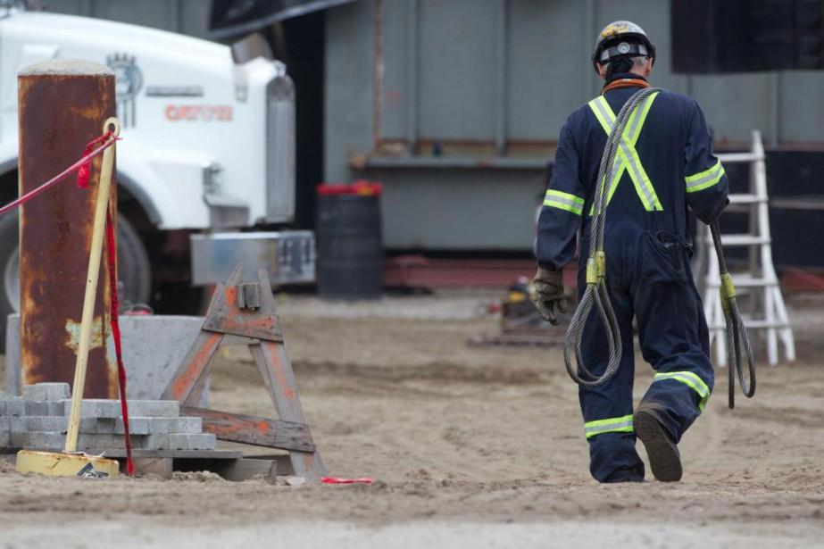 Les entreprises québécoises prévoient donner une augmentation salariale... (photo ivanoh demers, archives la presse)