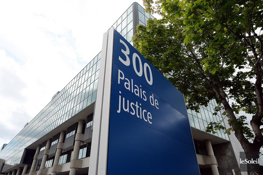 Le Palais de justice de Québec.... (Erick Labbé, archives Le Soleil)