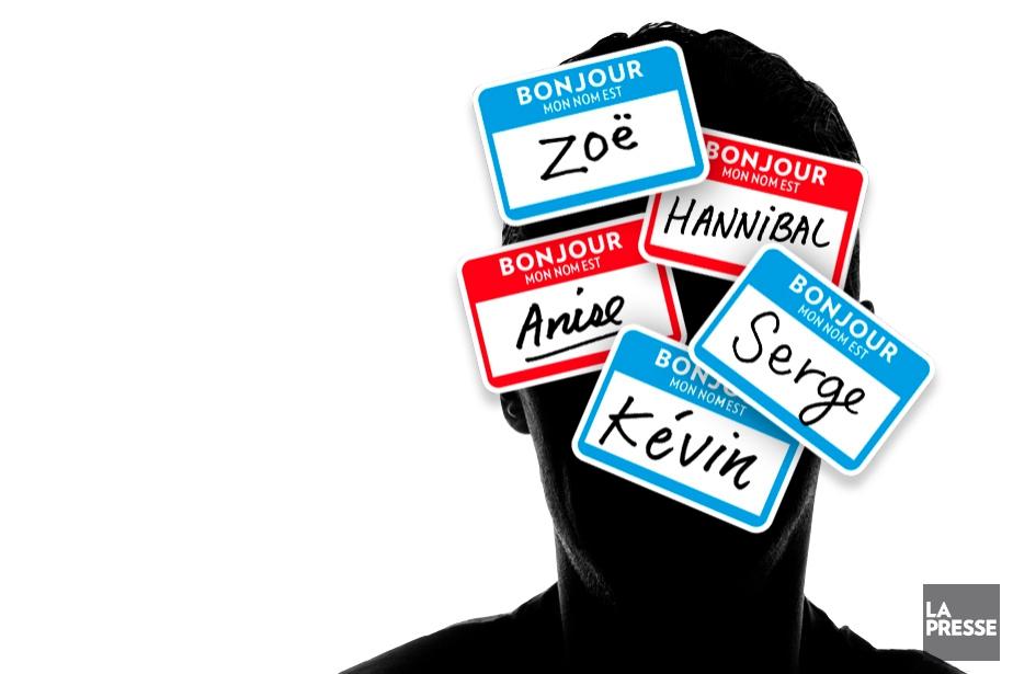 Le choix du prénom fait toujours l'objet d'un débat... (Photomontage La Presse)