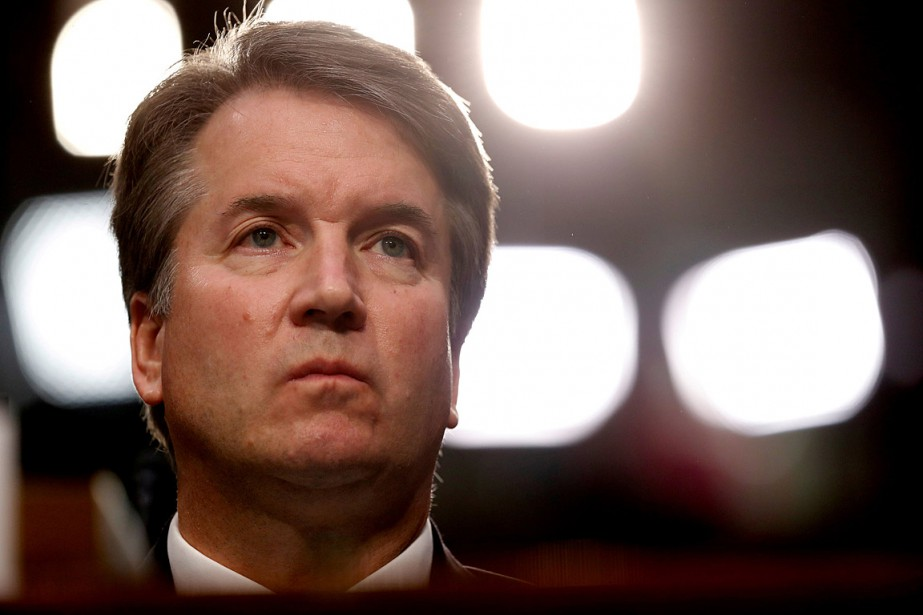 Christine Blasey Ford affirme que le juge Brett... (PHOTO JOSHUA ROBERTS, ARCHIVES REUTERS)