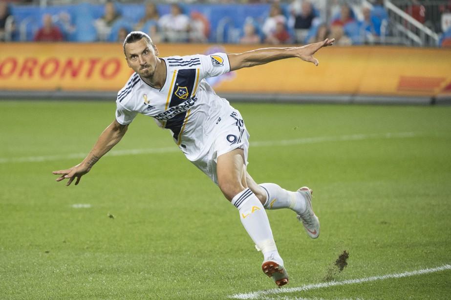 Zlatan Ibrahimovic... (Photo Nick Turchiaro, USA TODAY Sports)