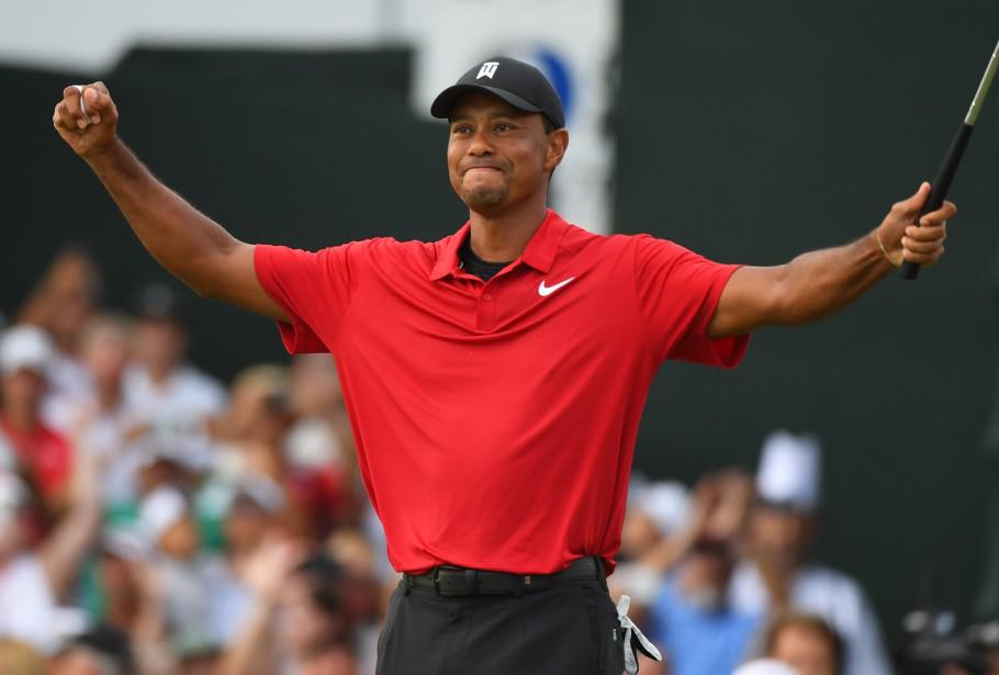 Cinq ans après, Tiger Woods renoue avec la victoire | Golf