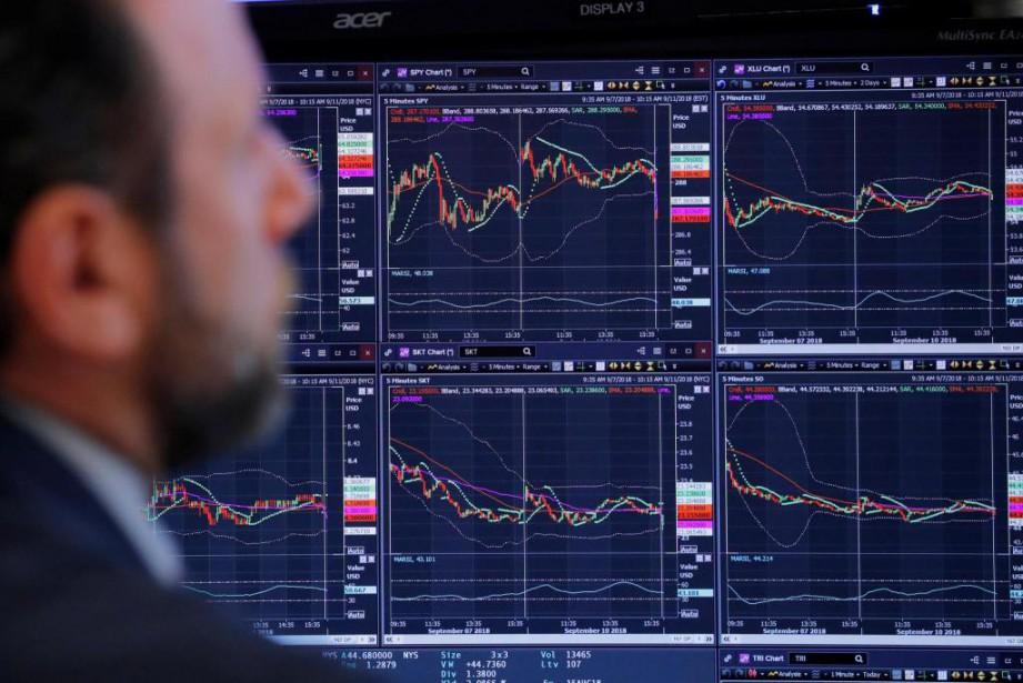 Les marchés boursiers seront attentifs à la mise... (PHOTO LUCAS JACKSON, ARCHIVES REUTERS)