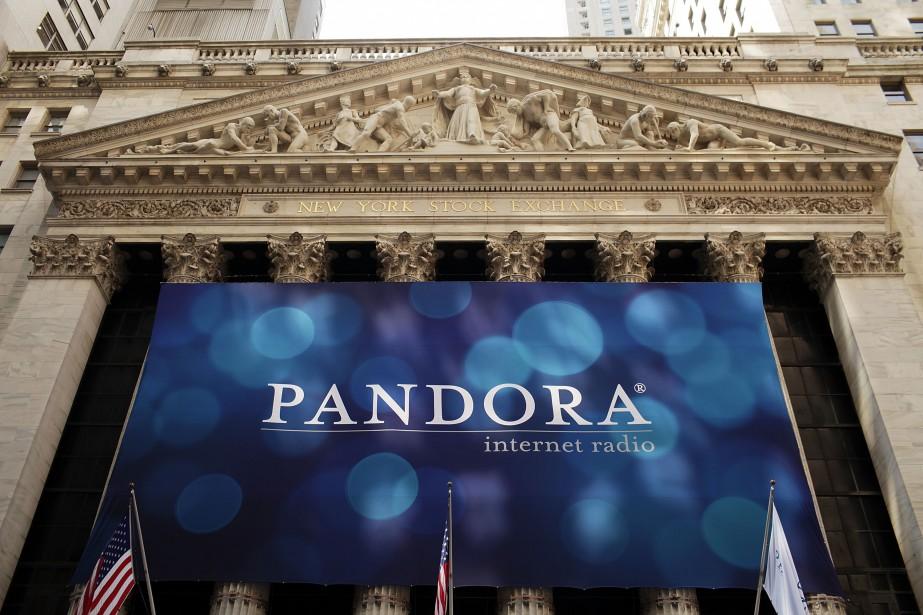 Pandora compte 70 millions d'utilisateurs actifs tous les... (PHOTO AFP)