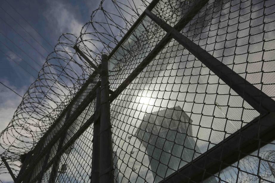 L'Union américaine pour les libertés civiles a taxé... (Photo ROBERT GALBRAITH, archives REUTERS)