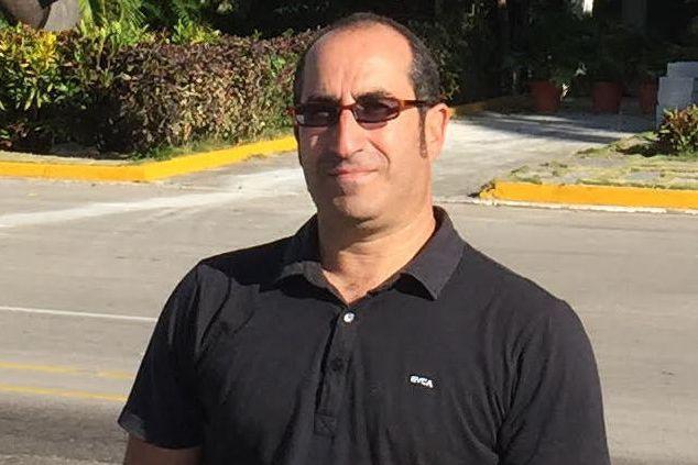 En juillet2017, en vacances à Cuba, ToufikBenhamiche pilotait... (Photo archives La Presse)