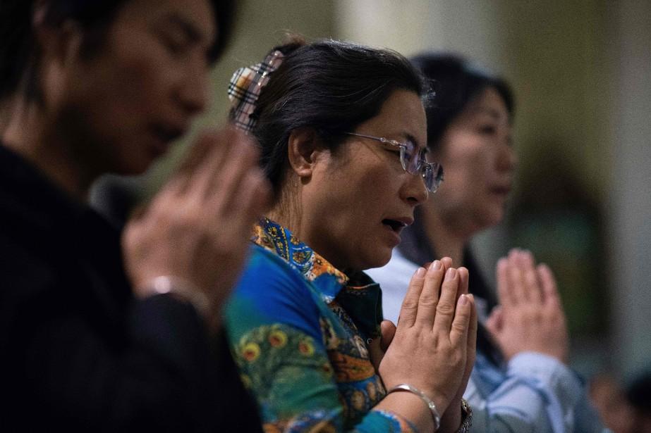 Le Vatican a signé samedi un accord historique... (AFP)