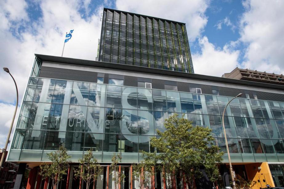 L'Institut de tourisme et d'hôtellerie du Québec (ITHQ)... (Photo Hugo-Sébastien Aubert, La Presse)