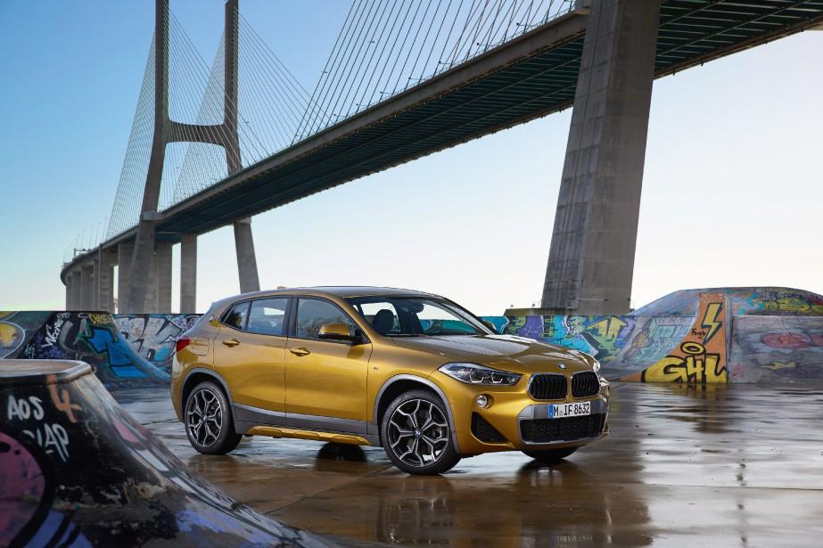 BMW X2 (Photo BMW)