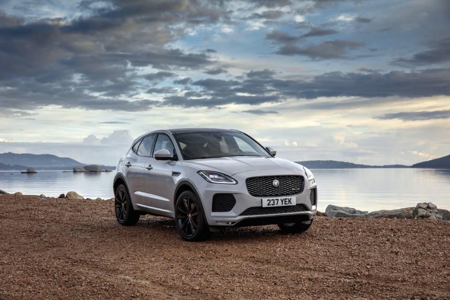 Jaguar E-Pace (Photo Jaguar-Land Rover)