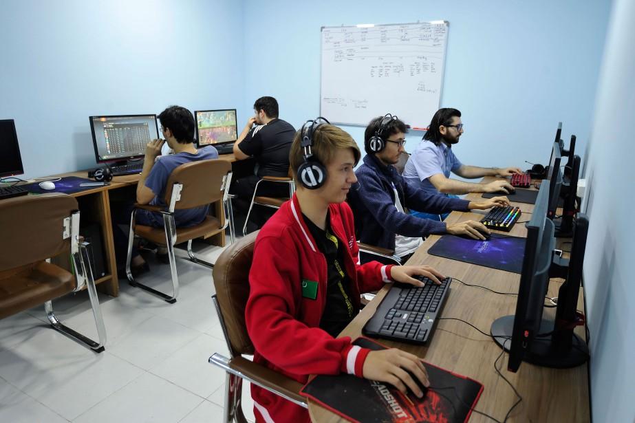 Depuis les jeux d'Achkhabad, le Turkménistan a créé... (Photo Igor Sasin, Agence France-Presse)