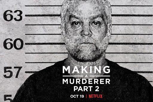 La deuxième saison de la série documentaire Making... (IMAGE TIRÉE DE LA PAGE FACEBOOK DE MAKING A MURDERER)
