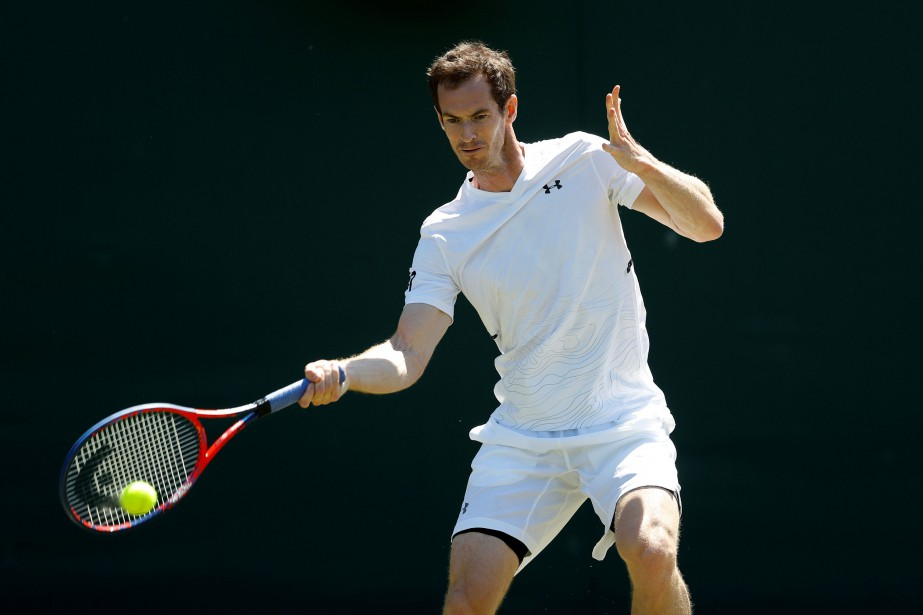 Andy Murray... (Photo Peter Nicholls, archives Reuters)