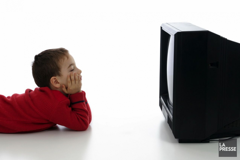 Les enfants qui passent plus de deux heures... (Photo archives La Presse)