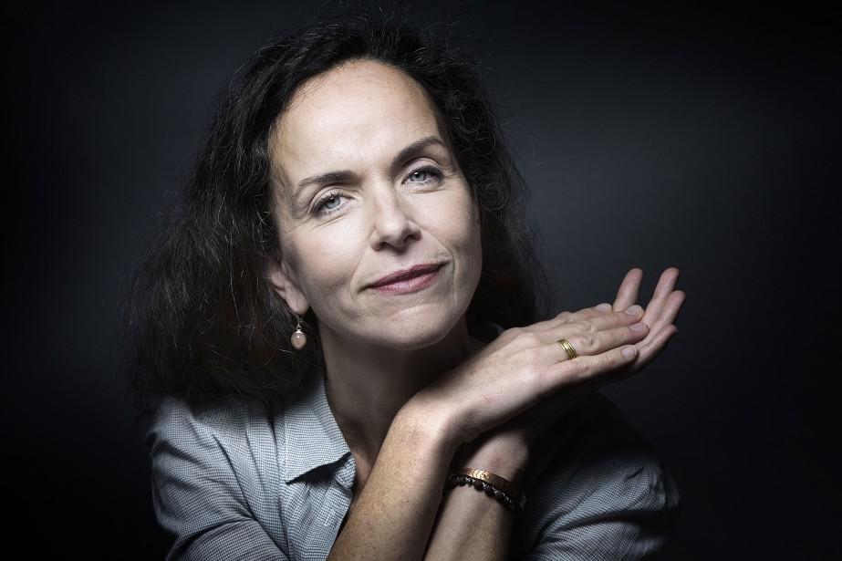 Agnès Desarthe est en lice pour le Grand... (Photo JOEL SAGET, archives AFP)