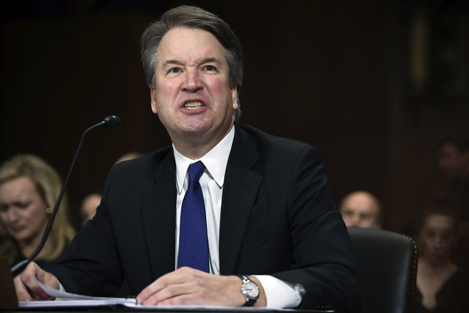 Brett Kavanaugh... (PHOTO Saul Loeb, AP)