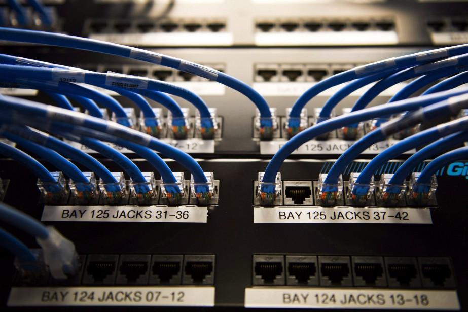 Des groupes de défense de l'accès à internet se disent mécontents... (PHOTO PC)