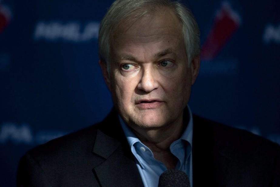 Le directeur exécutif de l'Association des joueurs de... (Photo Chris Young, archives La Presse canadienne)
