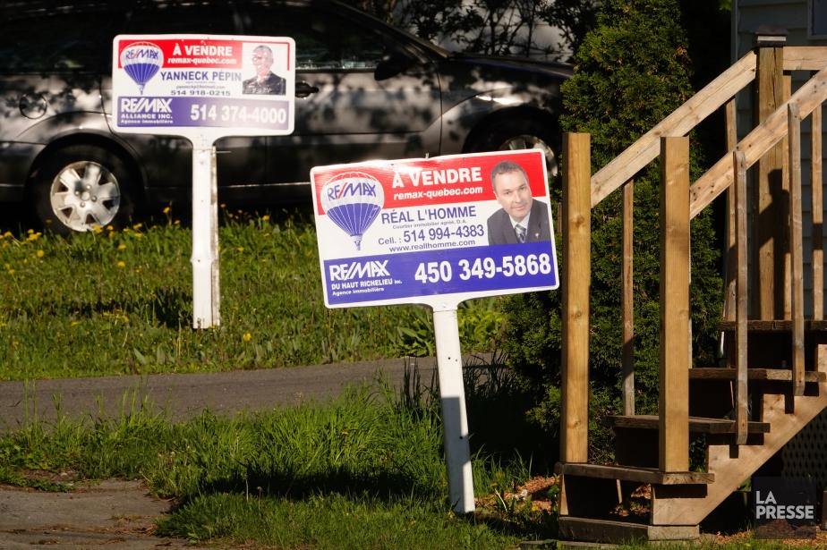 Les coûts liés à la propriété d'une habitation... (Photo Bernard Brault, archives La Presse)