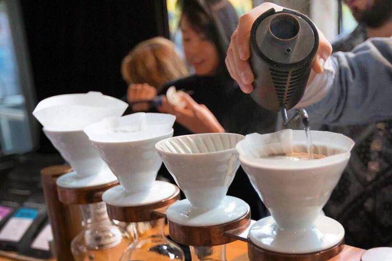 La 4e édition du East Coast Coffee Madness... (Photo tirée de Facebook)
