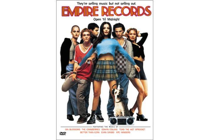 Empire Records... (IMAGE FOURNIE PAR Werner Bros)