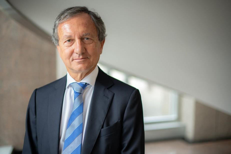 Claude Séguin... (Fonds de solidarité FTQ)