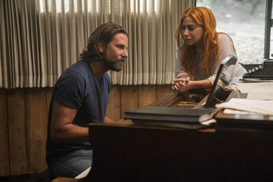 Bradley Cooper et Lady Gaga dans A Star... (Photo fournie par Warner Bros.)