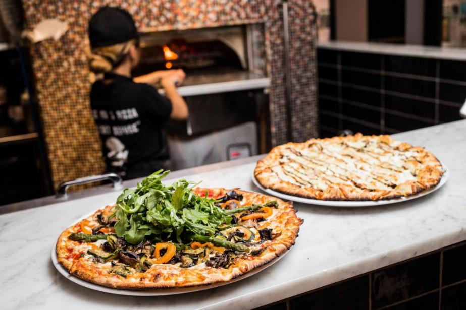 La pizzeria Bacaro participe à la Pizza Week... (PHOTO EDOUARD PLANTE-FRÉCHETTE,LA PRESSE)