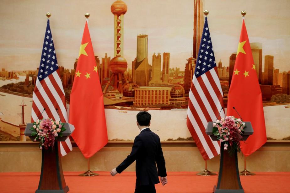 Les autorités chinoises ont maintes fois dénoncé la... (Photo Jason Lee, archives REUTERS)