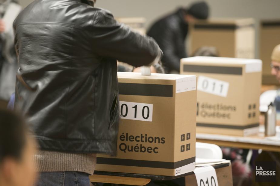 Des bureaux de scrutin sont ouverts sur certains campus