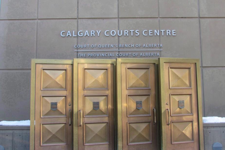 En cour, lundi, le procureur a affirmé que... (PHOTO PC)