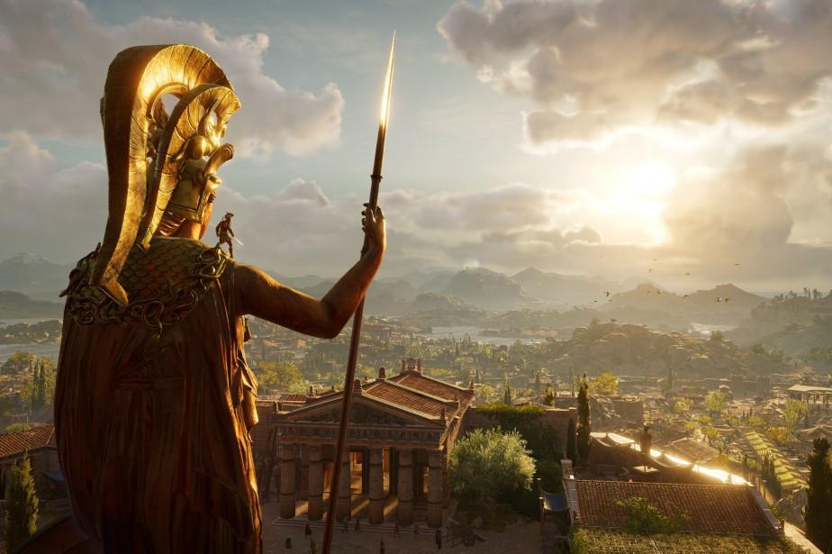 Assassin's Creed Odyssey... (UBISOFT)