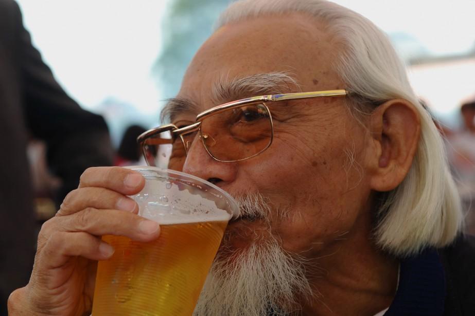 Dans un marché mondial de la bière représentant... (Photo archives AFP)