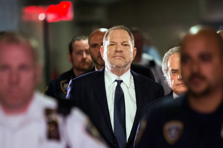 Le producteur Harvey Weinstein a été accusé d'agressions... (Photo EDUARDO MUNOZ ALVAREZ, archives AFP)
