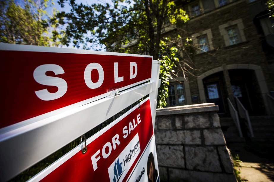 La chambre immobilière du Grand Toronto a souligné... (Photo Reuters)