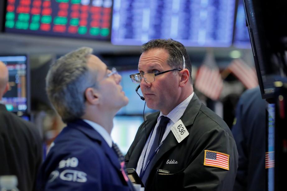 La moyenne Dow Jones des valeurs industrielles a... (PHOTO REUTERS)