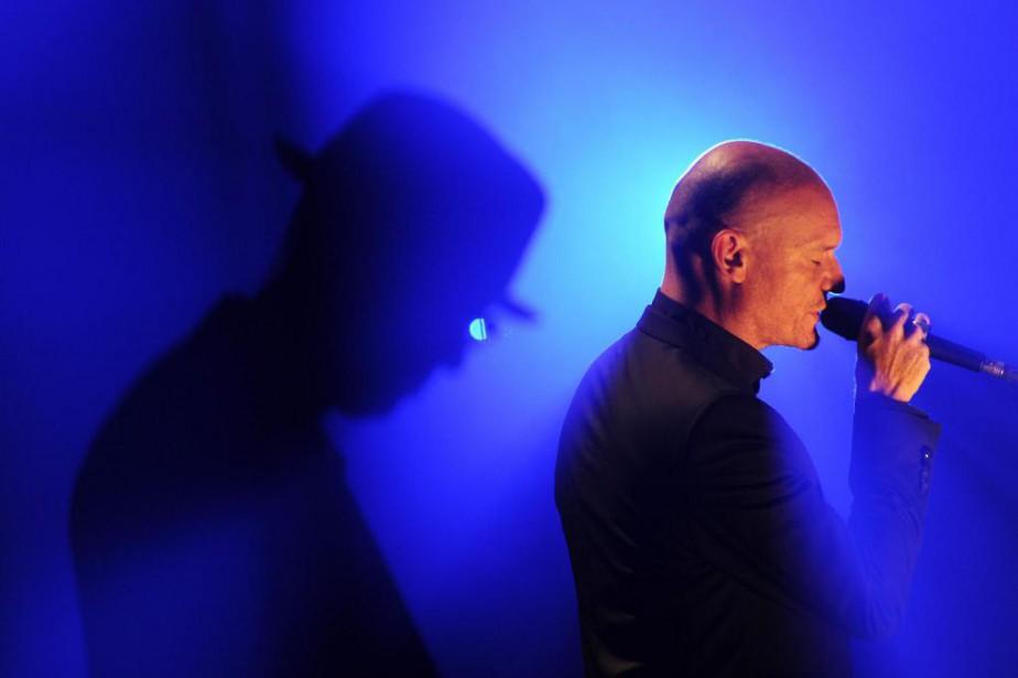Le chanteur Gaëtan Roussel, enjuillet2013... (PHOTO XAVIER LEOTY, ARCHIVES AGENCE FRANCE-PRESSE)