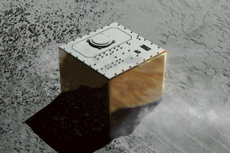 MASCOT (Mobile Asteroid Surface Scout) est équipé de... (PHOTO AP)