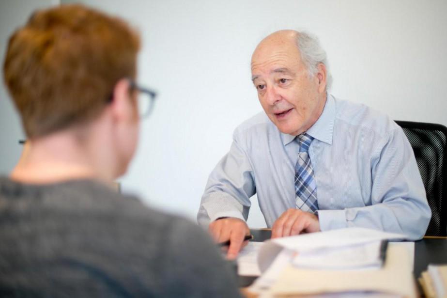Paul Juneau, président de Groupe conseil Riocap... (Photo David Boily, Archives La Presse)